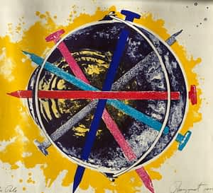 Echo Pale James Rosenquist