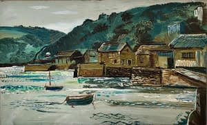 fred yates painting