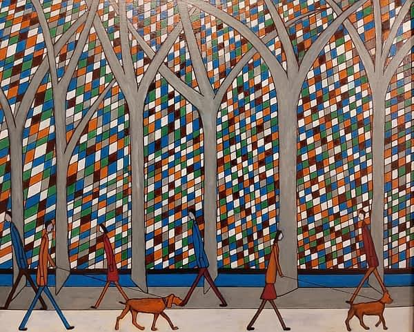 figurative abstract art